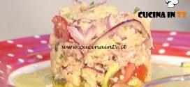 La Prova del Cuoco - Panzanella ricetta Anna Moroni