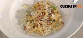 La Prova del Cuoco - ricetta Maccheroni a cento con asparagi alla sabinese