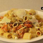 A cena da me - ricetta Mezze maniche alla Norma di Alessandra De Ruvo