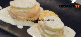 La Cuoca Bendata - ricetta Millefoglie di patate e salmone di Benedetta Parodi