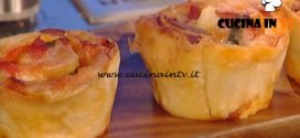 La Prova del Cuoco - Muffin di pizza ricetta Anna Moroni