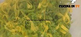La Prova del Cuoco - Paglia e fieno con i fiori di zucca ricetta Alessandra Spisni