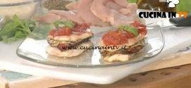 La Prova del Cuoco - Parmigiana di petto di pollo ricetta Fabrizio Nonis