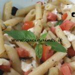 Cotto e mangiato - Pasta fredda alle melanzane ricetta Tessa Gelisio