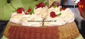 La Prova del Cuoco - Pie alle ciliegie e amarene ricetta Sergio Barzetti