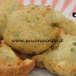 La Cuoca Bendata - ricetta Polpette di baccalà di Benedetta Parodi