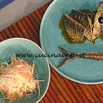 La Prova del Cuoco - Sgombro con salsa teriyaki ricetta Hirohiko Shoda