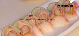 La Prova del Cuoco - Sushi Brazil ricetta Ricardo Takamizu