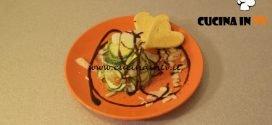 A cena da me - ricetta Tartare di zucchine di Alessandra De Ruvo