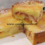 La Cuoca Bendata - ricetta Torta di pesche di Benedetta Parodi