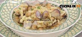 La Cuoca Bendata - ricetta Zuppetta di passatelli con vongole e ceci di Benedetta Parodi