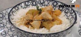La Cuoca Bendata - ricetta Pollo all'ananas con riso basmati di Benedetta Parodi