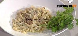 La Prova del Cuoco - ricetta Bigoli in salsa