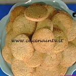 La Prova del Cuoco - ricetta Biscotti ai 5 cereali