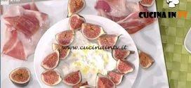 Foto tratta dalla trasmissione La Prova del Cuoco in onda su Rai Uno