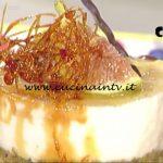 La Prova del Cuoco - Dolcezza di ricotta di bufala e fichi bianchi ricetta Salvatore De Riso