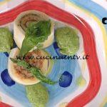 La Prova del Cuoco - Girelle al prosciutto cotto e rucola ricetta Cesare Marretti