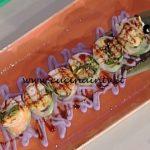 La Prova del Cuoco - Maki Vegetariani ricetta Ricardo Takamitsu