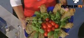 La Prova del Cuoco - Melanzane alla pullastiello ricetta Anna Serpe