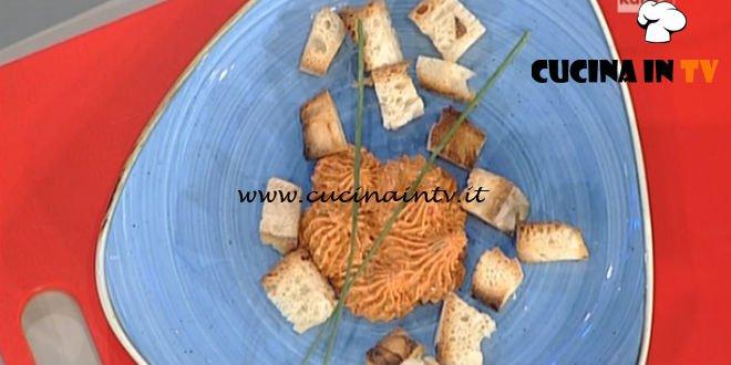 La Prova del Cuoco - Mousse di peperoncini piccanti ricetta Daniele Persegani