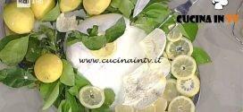 La Prova del Cuoco - Mozzarella pepe e limone ricetta Stefano Paciotti