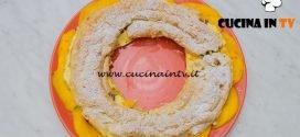 Bake Off Italia 4 - ricetta Paris Brest con crema al mango di Annalisa