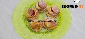 Bake Off Italia 4 - ricetta Paris Brest con crema mousseling pralinata di Mattia