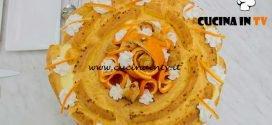 Bake Off Italia 4 - ricetta Paris Brest con crema pasticcera e frutti Alchechengi di Claudio