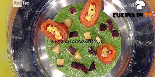 La Prova del Cuoco - Perle di san marzano e gamberetti ricetta Cesare Marretti