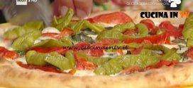 La Prova del Cuoco - Pizza tonda con migliarini e pacchetelle di San marzano ricetta Gino Sorbillo