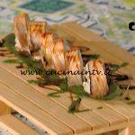La Prova del Cuoco - Sushi cotto al forno Boa sorte ricetta Ricardo Takamitsu