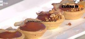 La Prova del Cuoco - Tartellette di pasta frolla ricetta Mario Ragona