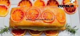 Bake Off Italia 4 - ricetta Torta Up-Side down arance e rosmarino di Roberta