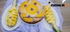 Bake Off Italia 4 - ricetta Torta Up-Side down ananas e amarene di Claudio