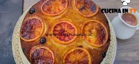 Bake Off Italia 4 - ricetta Torta Up-Side down banane e amarene di Fabio