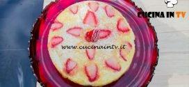 Bake Off Italia 4 - ricetta Torta Up-Side down fragole e panna di Federica