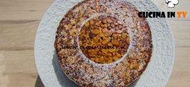 Bake Off Italia 4 - ricetta Torta Up-Side down al cacao e mandorle di Joyce