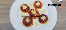 Bake Off Italia 4 - ricetta Tortini Up-Side down ananas e cocco di Mattia