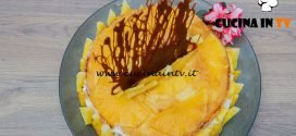 Bake Off Italia 4 - ricetta Torta Up-Side down con mousse all'ananas di Paola