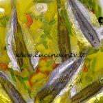 La Prova del Cuoco - Alici marinate in tre modi ricetta Gianfranco Pascucci