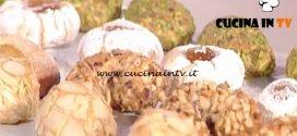 La Prova del Cuoco - Biscotti alle mandorle ricetta Mario Ragona