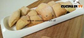 Cotto e mangiato - Biscotti ripieni al cioccolato ricetta Tessa Gelisio
