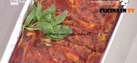 La Prova del Cuoco - Cannelloni napoletani ricetta Anna Serpe