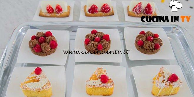 Bavarese alla vaniglia cucina italiana