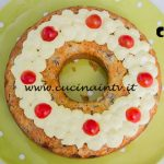 Bake Off Italia 4 - ricetta Ciambellone con mortadella zucchine e parmigiano di Annalisa