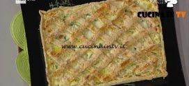 La Prova del Cuoco - Crostata di ricotta salata ricetta Anna Moroni