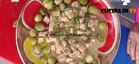La Prova del Cuoco - Cubetti di tacchino al latte profumati alla menta ricetta Fabrizio Nonis