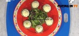 La Prova del Cuoco - ricetta Cupcake di carne con zucchine e piselli