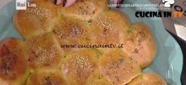 La Prova del Cuoco - Danubio a pizzico ricetta Anna Serpe