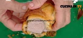 La Prova del Cuoco - Filetto di maiale in crosta di guanciale ricetta Anna Moroni